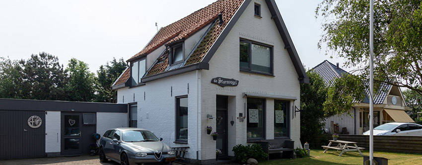 Bed and Breakfast De Stormvogel De Koog Texel
