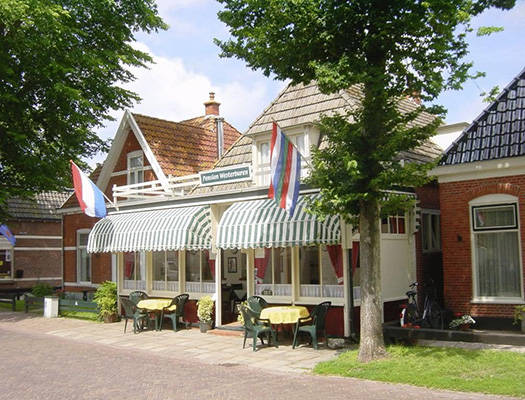 Pension Westerburen Schiermonnikoog